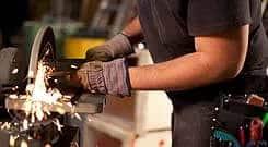 industrial man working